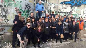 Bethlehem Tour - with an amazing group visiting from Park Avenue, New York.