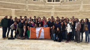 Ramallah Tour - Graduate students from Tufts University visiting Rawabi, the beautiful Palestinian City.